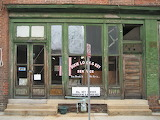 Dixie Lock and Key Building Storefront