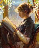 The Garden Window by Daniel Gerhartz