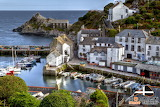Polperro by Mark Squire