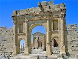 Roman Ruins- Sbeitla- Tunisia