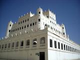 Sultan's Palace in Seiyun Yemen