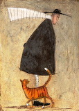 ^ Sam Toft - A cat called Pumpkin Pie