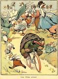 R. De L Neziere, Les Oies crient