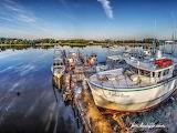 Amber Gene shrimp boat