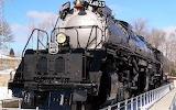 Union Pacific Big Boy Steam Engine Pomona California USA