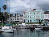 Waterfront, Horta. Faial Island