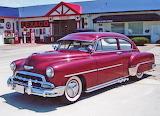 1952 Chevrolet Fleetline Deluxe
