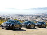 Cadillac CTS x 3