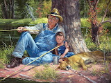 Fishing with Grandad