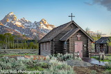 Chapel in the Grand Tetons