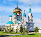 Cathedral Omsk