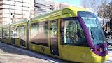 Jaén, Tranvía