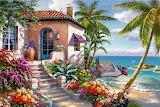 Home on the Beach~