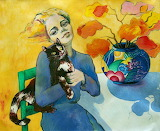 Myrtille Henrion-Picco, L'Enfant et le chat, 1989