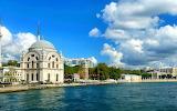 Landscape, nature, city, building, panorama, Istanbul, Turkey, D