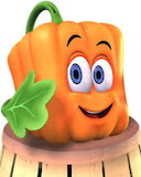 Spookley - Square Pumpkin