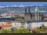 Praha, castle, Cz