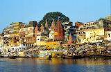 Ghats, Varanasi, Uttar Pradesh, India