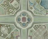 Plans de jardins par Pierre Panseron Estampe 398 (4)