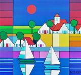 sailing, Kees Kooy