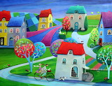 Weekend in Storkfield - Iwona Lifsches