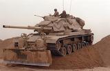 M60A1 Marines Desert Storm