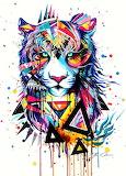 Tiger Print on Etsy