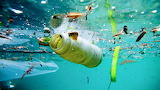 Flooding has flushed 43 billion plastic pieces out to sea