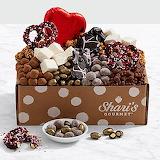 Valentine's chocolate bliss box