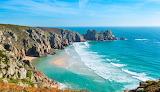 Cornish coast.........................................x