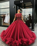 This Big Red Dress