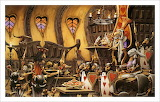 Alice in Wonderland, Rodney Matthews 3