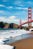 Pont du golden gate -San Fransisco - Californie