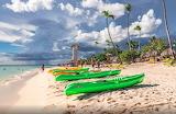 Dominican seashore