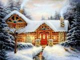 Christmas Eve by Chuck Pinson...