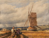 An Old Mill, by William Turner (1789 - 1862)
