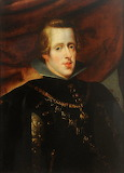 King Philip IV of Spain After Diego Velasquez