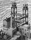 Escher's Megical World