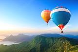 Globus volant - Jet Balloon