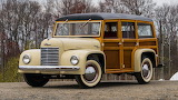 1945 Diamond T Woody