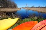 Spring Kayaks In Maine