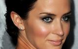 Actress Emily Blunt Face