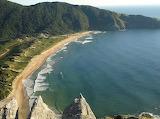 Brazilië Santa-Catarina Kustlijn