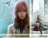 FF XIII - Lightning