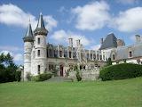 Chateau de Reigniere Ecluse - France