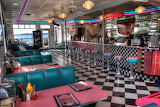 50's Ice Cream Shop 2