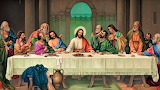 Last supper of our Lord