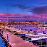 Harbor Sunset...