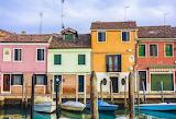 Colourful houses-Murano-Venezia