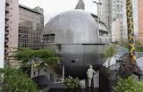 "Architecture ""Casa Bola"" ""Eduardo Longo"" ""Sao Paulo"""